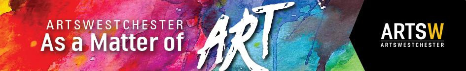 As a Matter of Art banner
