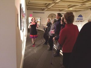 "Member Event: Docent Lead Tour of ""Remedy Exhibition"" 2016"