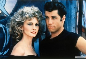 Grease-the-movie-Sandy-Danny