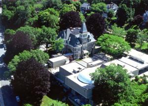 museum-aerial