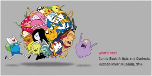 031414_Comic Book Artists and Contests