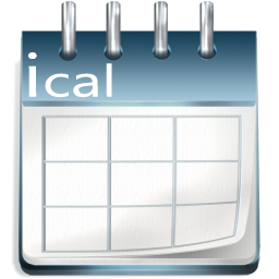 iCal icon courtesy of http://babasse.deviantart.com/