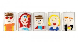 Kids Class: Portraits in Glass (Ages 9-11)