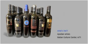 041114_ Apulian wines
