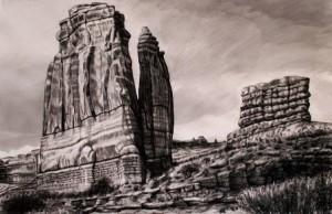 """""""Southwest Landscapes"""" by James Maciel"""