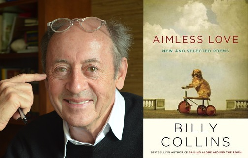 poet billy collins poem embrace Introduction to poetry by billy collins home / introduction to poetry is written in free verse, meaning the poem does not follow any preset patterns.