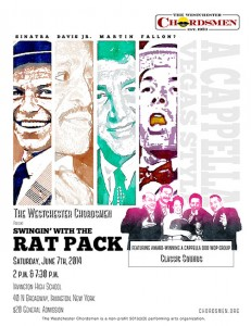 Swingin' with the Rat Pack!