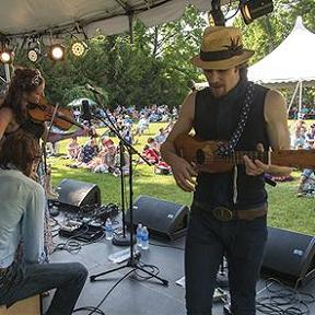 American Roots Music Festival / Day-Only