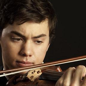 Introductions: Benjamin Beilman, violin; Andrew Tyson, piano