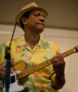 Ricardo Gautreau: Latin Flair
