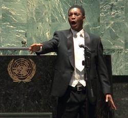 Ndiphilela Ukucula: I Live to Sing