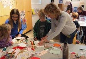 School's Out / Art's In: Icelandic Animals and Puppet Theater