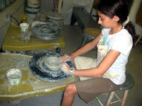 PAC: Children Play with Clay for ages 5-9