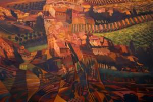 Chianti, Homage to Andrea Rontini