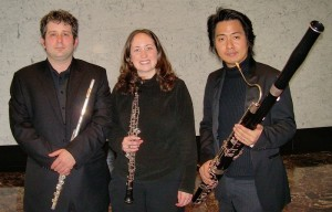 BID Family Holiday Concert by City Winds Trio