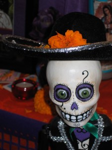 EXHIBIT: Día de los Muertos (Day of the Dead) Observances from Mexico