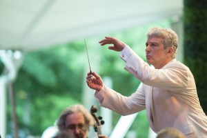 The Orchestra of St. Lukes Conductor Peter Oundjian