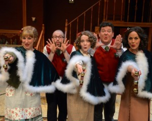 It Happened One Christmas Eve  (the Musical)