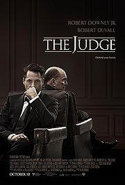 "Harrison Public Library Presents ""The Judge"""