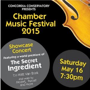Chmaber Music Festival 2015