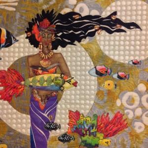 Yemaya Goddess of the Sea