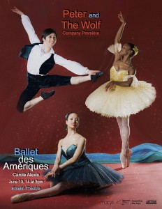 Peter and the Wolf - Company Premiere - Ballet des Amériques
