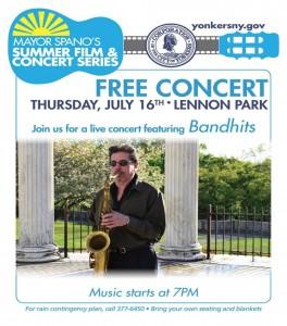 Mayor Spano Summer Concert