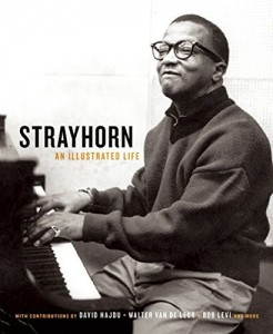 Strayhorn illustrated book cover