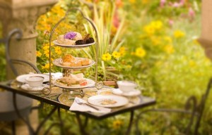 Afternoon Tea House Tour, Tea & Garden Stroll