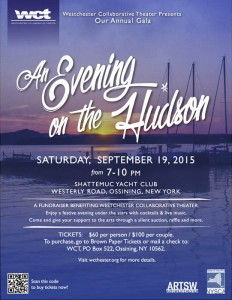 An Evening on the Hudson - WCT's Annual Gala