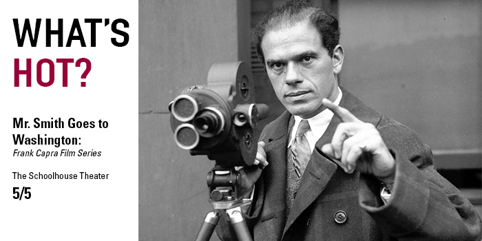 Frank Capra Film Series-5-5-16