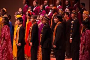 June 5, 2013: The 2013 Highbridge Voices Benefit Concert at the Kaufman Center's Merkin Concert Hall in the Upper West Side of Manhattan.
