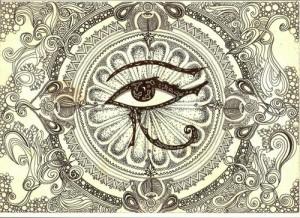 Third Eye - Joan Carra