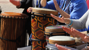 drumming for wellness small