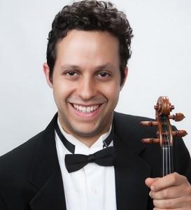Ben Hellman The Symphony of Westchester December 13, 2015(A&H Photo)