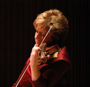 Ida Kavafian by Catherine Levin-Small