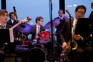 JazzShowcase and PurchaseJazzOrchestra