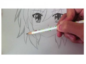 Drawing-Anime Pic