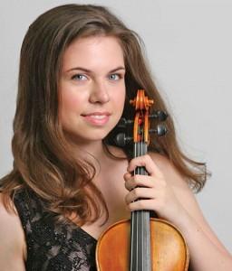 Tessa Lark The Symphony of Westchester April 30, 2016