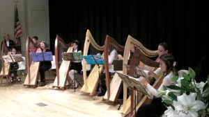 Westchester Harp Ensemble-BID Family Day