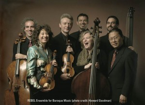 Rebel Ensemble for Baroque Music