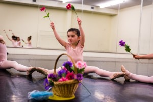 Photo Credit: Ezra Goh Caption: Youngest Dancers at Steffi Nossen Summer Dance