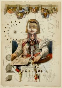 David Barnett, Portrait of a Lady No.1