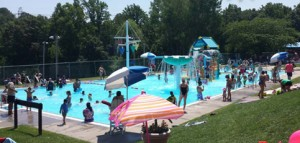 Greenburgh Parks and Rec Pool for ArtsWestchester
