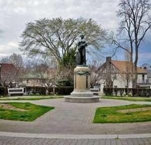 Lyon Park for ArtsWestchester