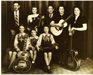 The Carter Family at Border Radio (XET)