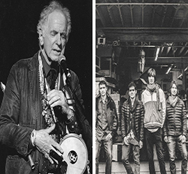 161022_David Amram & Silver City Bound_Roots