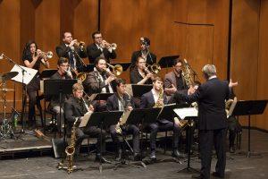 Jazz Orchestra_Small - photo by michael neamonitakis