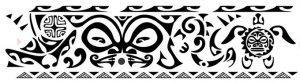 Maori Tattoo Bands 2A