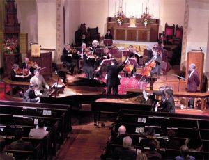 Downtown Sinfonietta 2 pianos